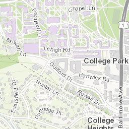 Mountain View College Campus Map.Umd Campus Map