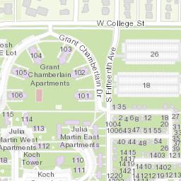 Campus Map | Montana State University