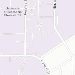Uw Stevens Point Campus Map