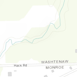 Ridge Road and Hack Road Intersection - Washtenaw County Road Commission
