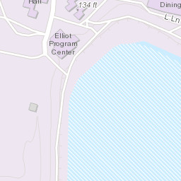 Lake Lagunita, Stanford, 2017 - Digital Maps and Geospatial