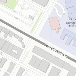 Good Samaritan Hospital-los Angeles - OSHPD