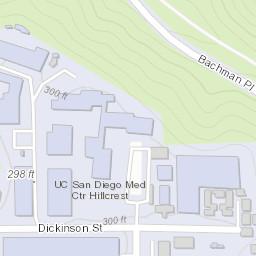Uc San Diego Health Hillcrest Hillcrest Medical Center Oshpd