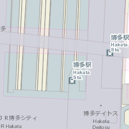 Central Business District, Fukuoka, Japan, 1990 - Digital