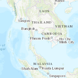 Indian Ocean India To Indonesia