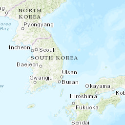 Luftverschmutzung in Japan: Echtzeit-Karte des Luftqualitätsindex