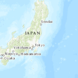 Air Pollution in Japan: Real-time Air Quality Index Visual Map