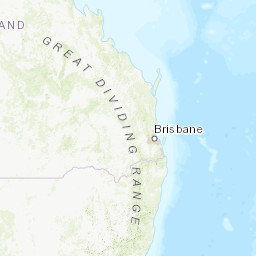 Map Of Texas Qld.Air Pollution In Queensland Real Time Air Quality Index Visual Map