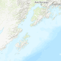 Air Pollution in Alaska: Real-time Air Quality Index Visual Map