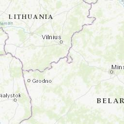 Polen Karte.Luftverschmutzung In Polen Echtzeit Karte Des Luftqualitätsindex