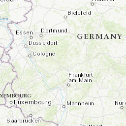 Map Of Germany Ramstein.Air Pollution In Germany Real Time Air Quality Index Visual Map