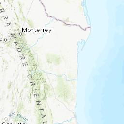 USGS Texas Geology Web Map Viewer