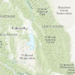 Advanced Hydrologic Prediction Service Great Falls