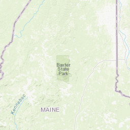 New Hampshire - Trails Illustrated Maps - Trail Maps