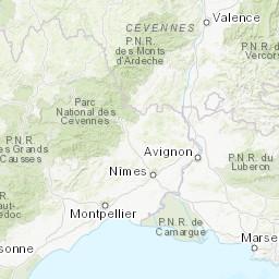 mapa radares moviles catalunya