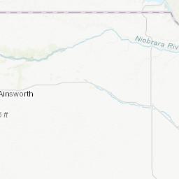 SE Lincoln, NE USA Weather Website - USGS Interactive Local