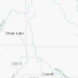 SE Lincoln, NE USA Weather Website - USGS Interactive Local ...