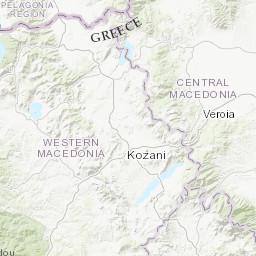 Mazedonien Karte.Luftverschmutzung In Mazedonien Echtzeit Karte Des Luftqualitätsindex