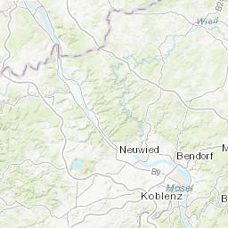 Bonn Karte.Luftverschmutzung In Bonn Auerberg Echtzeit Karte Des