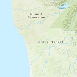Groundwater data collection for the Quinault Indian Nation