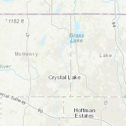 property tax records lake county il