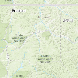 Jefferson County River Levels - Punxsutawney West End Weather