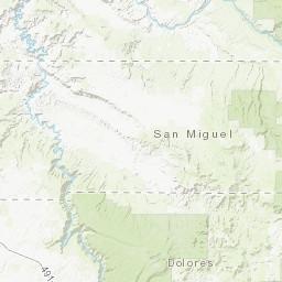 Dolores River Colorado Map.Dolores River Bureau Of Land Management