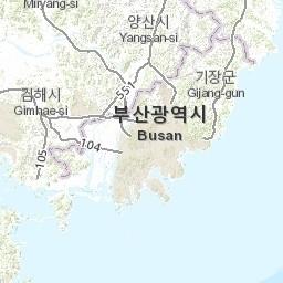 Air Pollution in Daegu: Real-time Air Quality Index Visual Map
