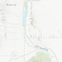 Doña County, NM Parcel Map