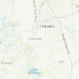 Cleburne State Park — Texas Parks & Wildlife Department