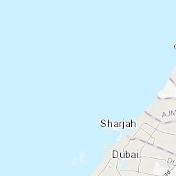 WGS 84 / Dubai Local TM