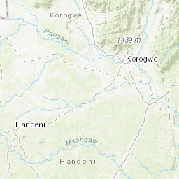Tanzania Bagomoyo Port