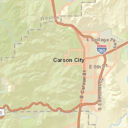 Crime in our Area   Carson City