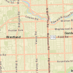 Interactive Crime Map | City of Westland, MI