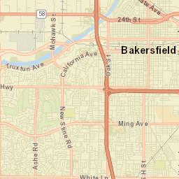 Crime Map Bakersfield Com
