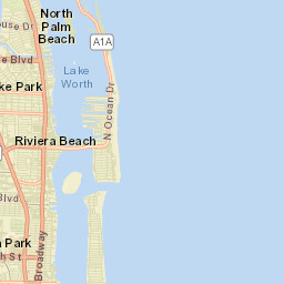 Crime Map Crime Stoppers Of Palm Beach County - Us-crime-map-by-county