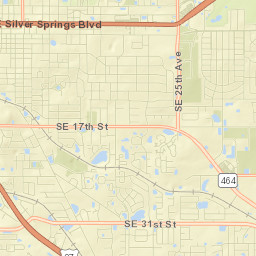 Marion County Florida Map.Crime Mapping Ocala P D