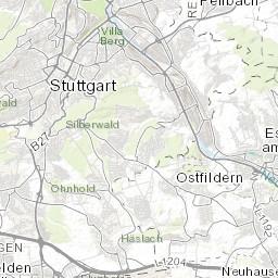 Stadtplan - Stuttgart Maps on