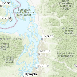 Water Quality Atlas Map Page | Washington State Department